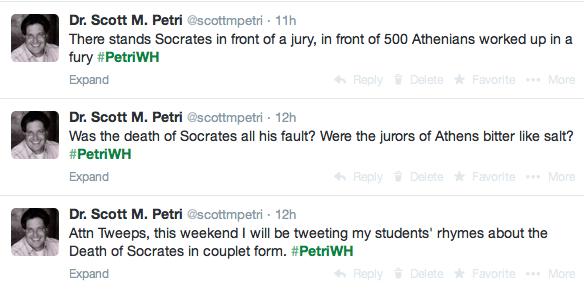 Twittercide of Socrates (1/3)