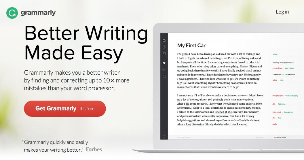 Automated essay scoring