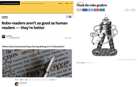 Robo-Readers