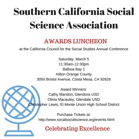 SCSSA Lunch