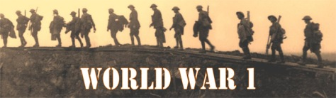 WWI Banner